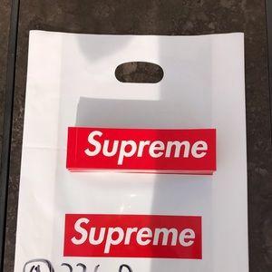 Supreme stickers 336preme